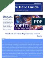 Odette Guide