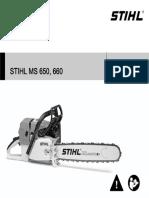 STIHL MS 650_ 660