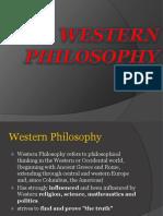 Western Philosophy [Autosaved]