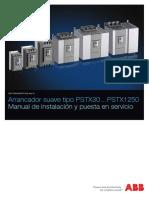 Manual Instalacion PSTX