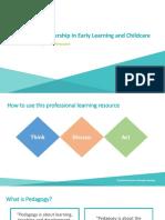Elc24 Pedagogical Leadership