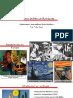 ETEC de Artes História Das Artes Cênicas Bras II