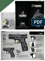 Taurus T Series - Ts