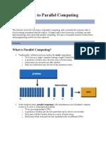 Parallel Computing Varun Patial