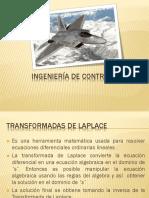 Control Automático - Trasformada de LAPLACE