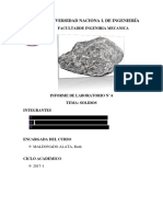 informe de quimica-solidos