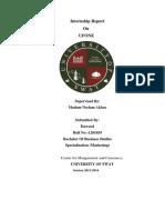 internship report on ufone 2016