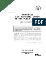 OECD Public Service 2