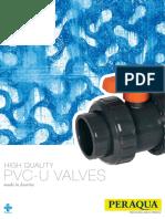 pvc valve