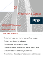 Geometrical Optics (Univ of Physics)