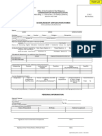 Scholarship Application Form - Masters and PhD Local (1).pdf