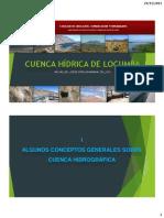 Cuenca Hídrica de Locumba