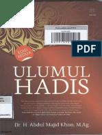 Ulumul Hadits Lengkap - Abdul Majid Khon.pdf