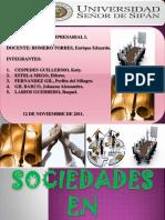 MONOGRAFIA FINAL DE SOCIEDADES EN COMANDITA