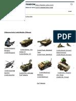CnC Vehicle | Empires & Allies Wiki