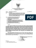 Menteri Pemberdayaan Aparatur Negara Dan Reformasi Birokrasi (PAN RB) No. 5 Tahun 2013tentang Aplikasi Tata Naskah Dinas Elektronik