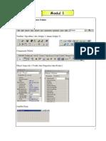MODUL 1 - Membahas tentang antarmuka delphi serta component-component yang dimiliki delphi.pdf