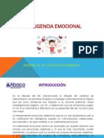 t - 1 Inteligencia Emocional
