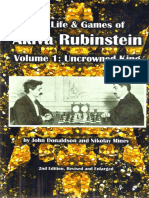The Life & Games of Akiva Rubinstein Volume 1 - J. Donaldson & N. Minev.pdf