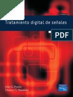 Tratamiento Digital de Señales 4 Ed. - John G. Proakis, Dimitris G. Manolakis