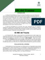 ABC Del Trauma