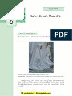 Bab 5 Salat Sunah Rawatib