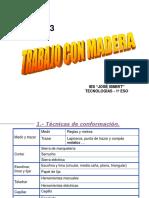 UU.dd-trabajo Con Madera