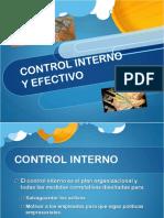 Control Interno Del Efectivo y Caja Chica Documento Universidad HISPA