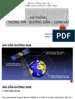 NDB - VOR - DME - ILS.pptx