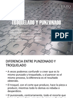 TROQUELADO-PUNZONADO