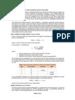 Median Ranks Calculation for Fractional Failures