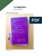 Seneca for Beginners