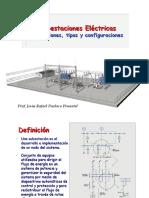 03Subestaciones Electricas Definiciones Tipos y Configuraciones