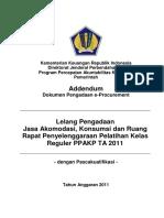 Addendum_Dokumen pengadaan hotel reguler Medan14062011.pdf