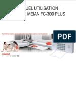 Mode d'Emploi Alarme MEIAN Fc-300 Plus