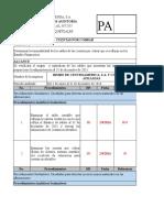 Programas de Auditoria Jeanneth