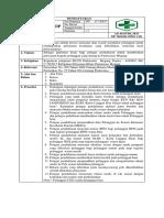 1&3. SOP PENDAFTARAN + ugd + komunikasi + UBM