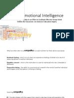 social emotional intelligence