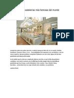 Las once pastelerías más famosas del mundo.docx