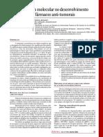 Abordagem molecular no desenvolvimento de fármacos anti-tumorais.pdf