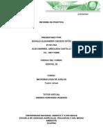 Informe de Practica Microbiologia