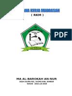 Ma Al-barokah an-nur RKM