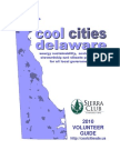 2010 VOLUNTEER GUIDE - Cool Cities - Energy Sustainabiltiy