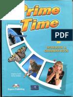 Prime Time 4 Workbook and Grammar Book