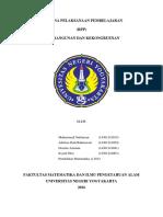 RPP Kesebangunan Dan Kekongruenan