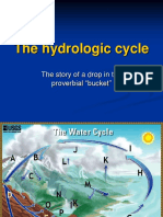 Hydrology Lecture 1