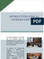 Estructura Fiscal Gubernamental 2do Parcial