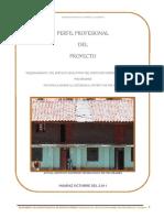 PIP DE MEJORAMIENTO DE INFRAESTRUCTURA DE UN INSTITUTO