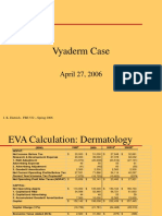 Vyaderm-Case Analysis 2006