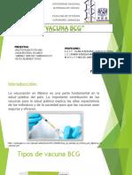 Vacunas BCG